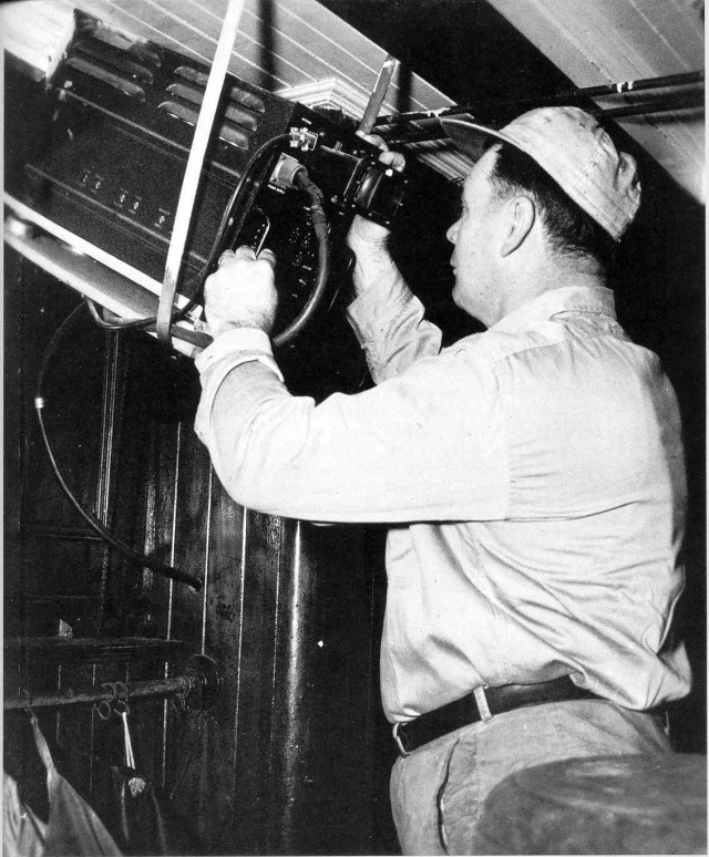 Loran Depth Sounder 1939