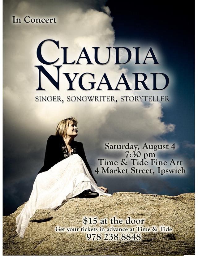 1208 Claudia poster