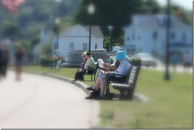 July 10, 2012 Reading on Stacey Blvd.