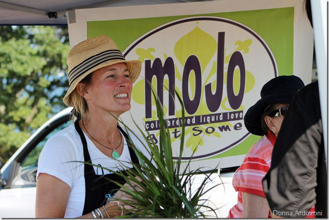 July 12, 2012 MOJO Farmers' Market