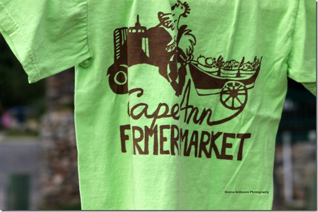 July 5, 2012 Cape Ann's Farmer' Market