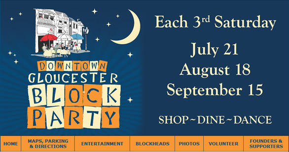 Downtown Gloucester Block Party