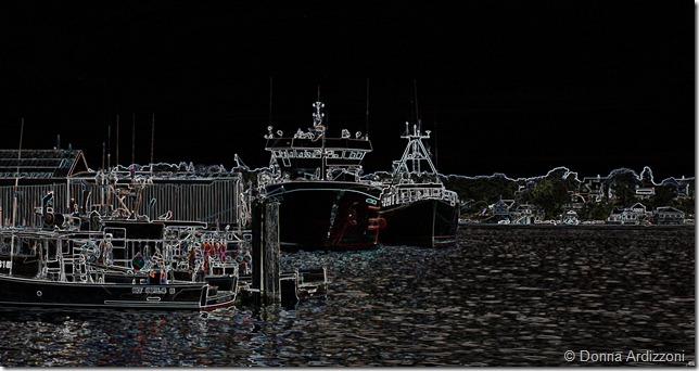 August 7, 2012 harbor