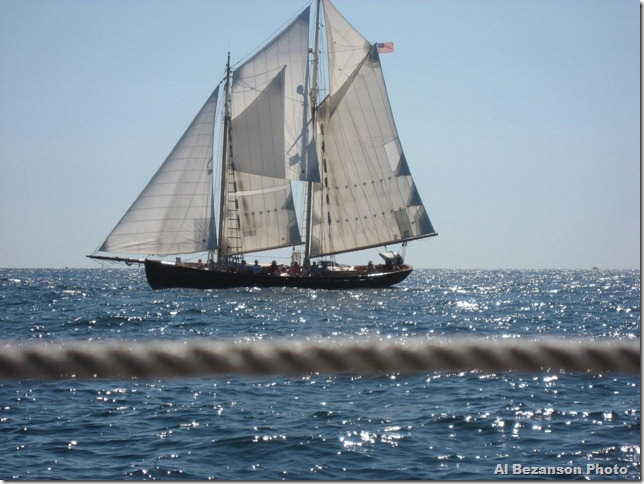 Can you name this schooner