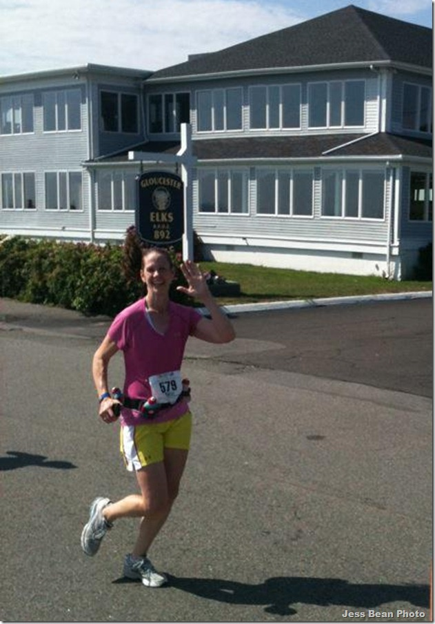 Leslie Whitman Cape Ann half