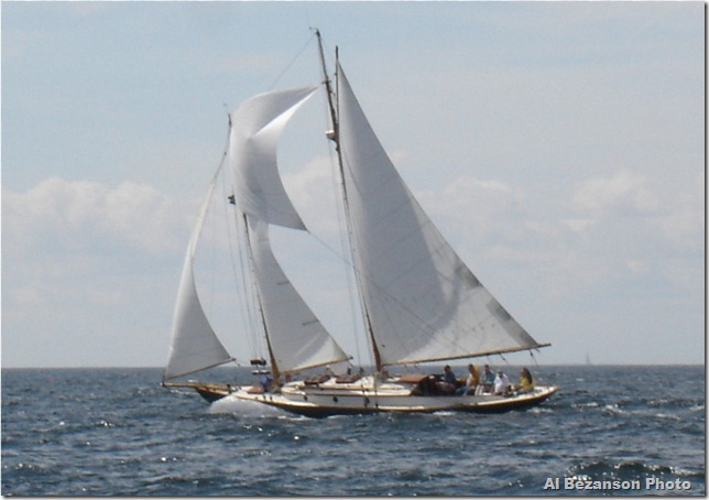 Name this schooner