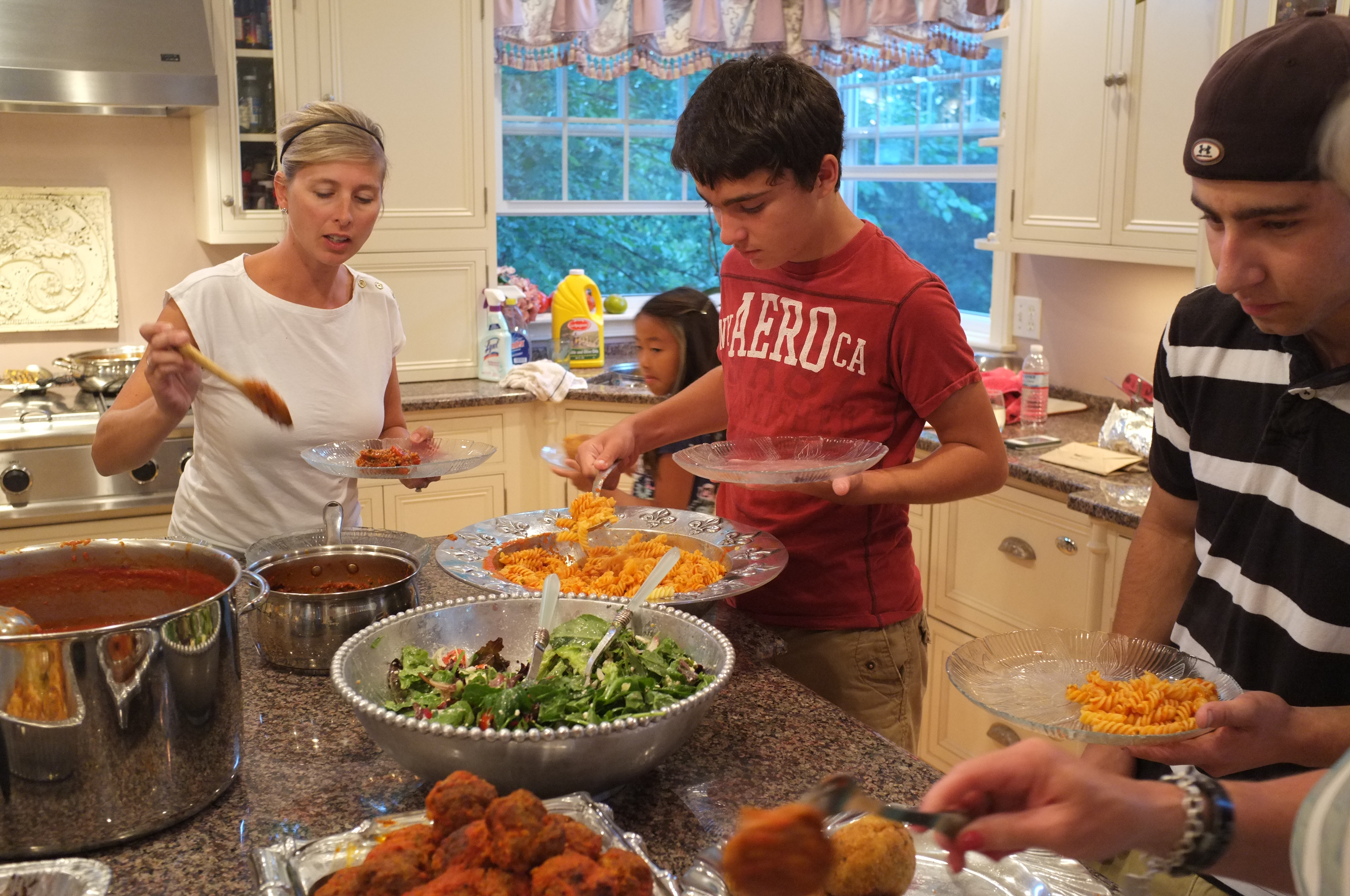 Home cooking classes with sista felicia begin this wednesday goodmorninggloucester - Home cooking ...