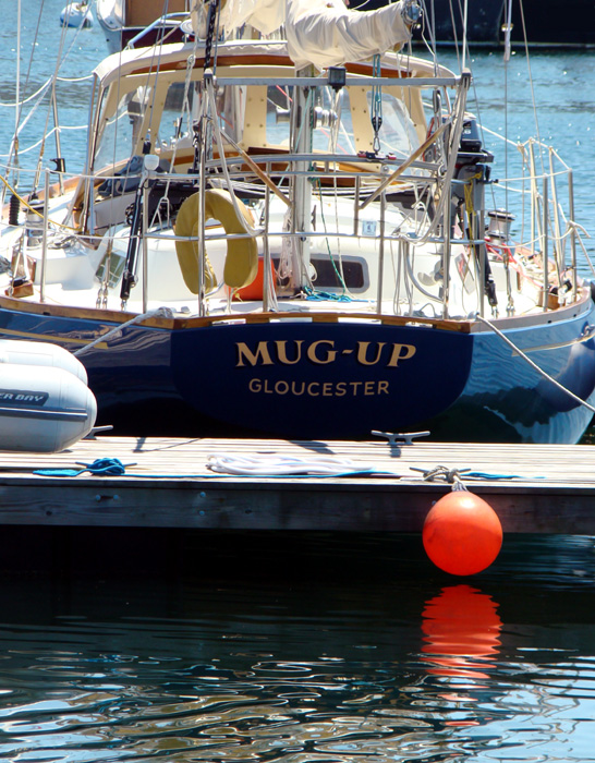 mug up sailboat