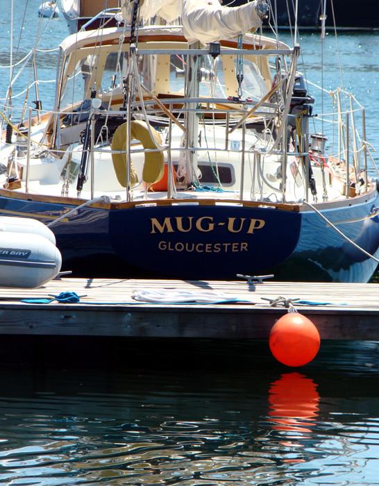 mug up sailboat