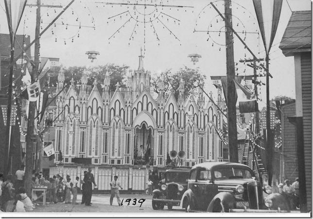Fiesta altar 1939