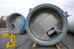 Gloucester Eng'g wind turbine installation 11-3-12 (28a)