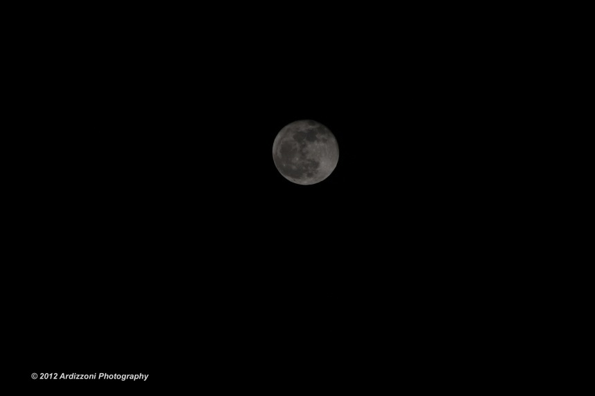 November 29,2012 i think I can see the Man in Moon