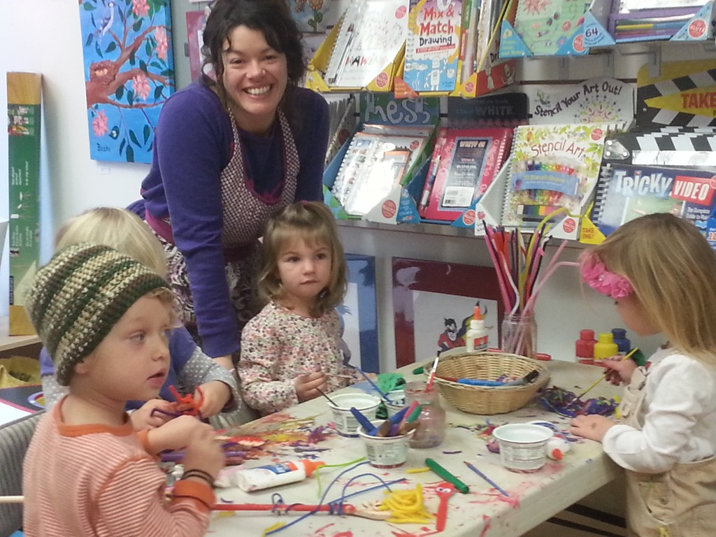 Arts And Crafts For Little Ones Gloucester
