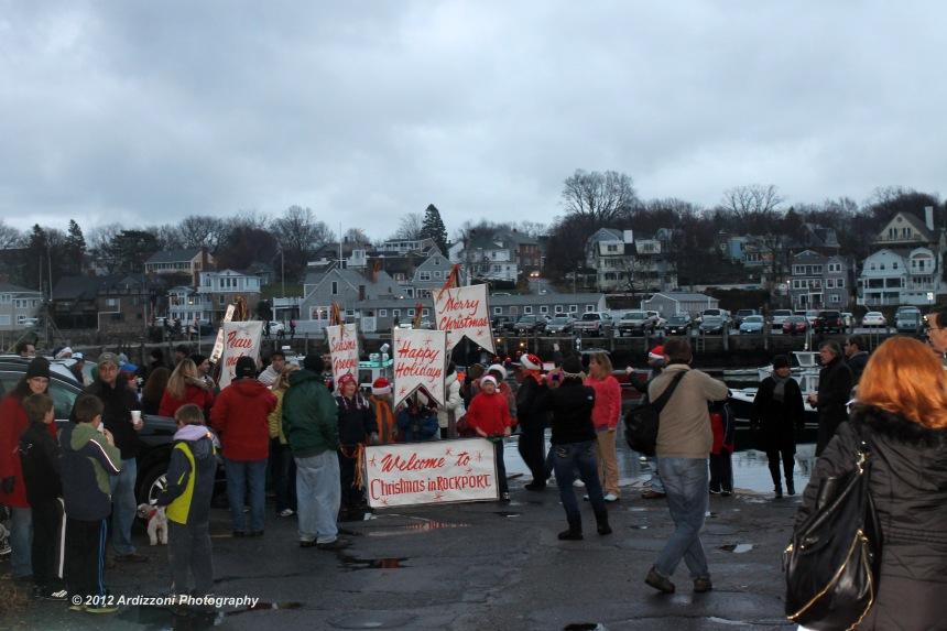 December 1, 2012 Christmas in Rockport