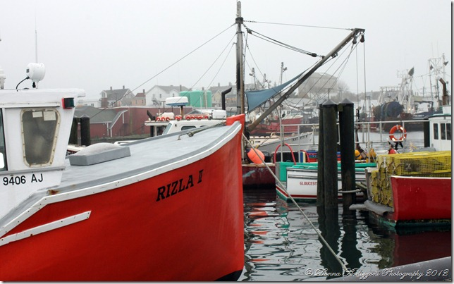 December 18, 2012 Gloucester harbor