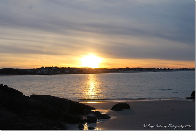 December 24, 2012 Lighthouse Beach Annisquam