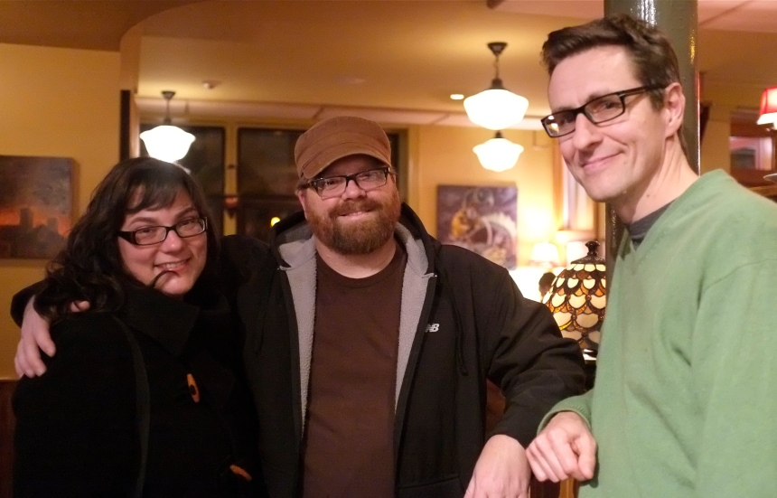 Hannah, Craig Kimberly, Johnny Mac