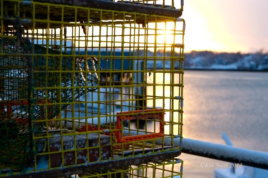 Harbor Walk Dawn Winter-3 ©Kim Smith 2012