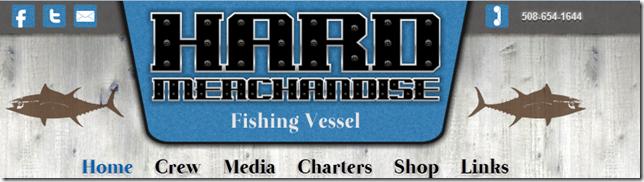 Wicked Tuna Hard Merchandise