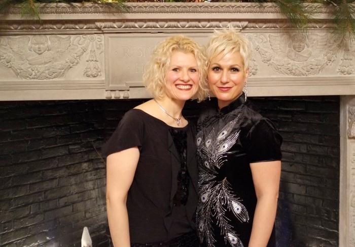 Lisa and Lora Tamagini