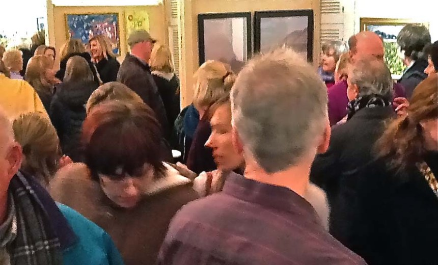Rocky Neck Winter Show Opening