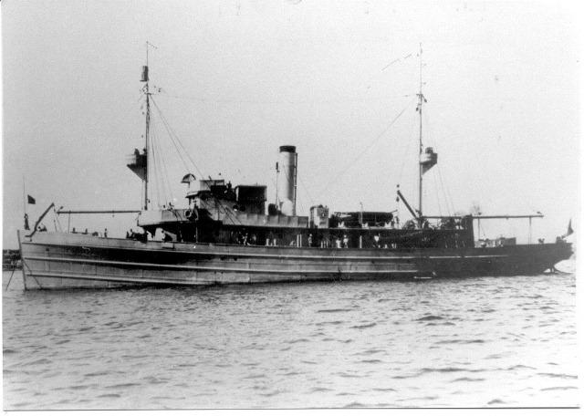 USS Lark-AM21