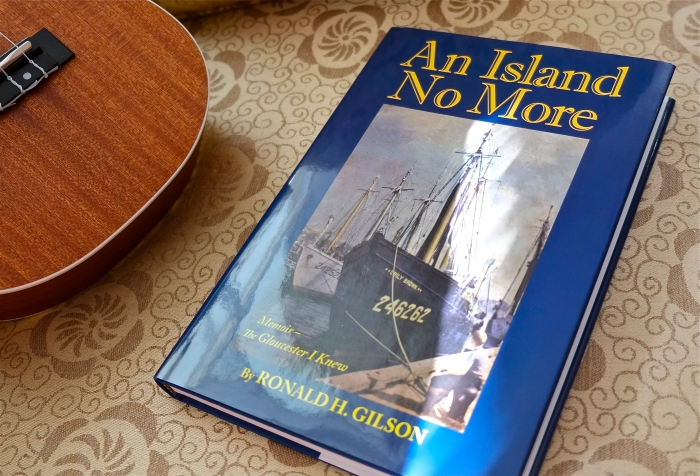 An Island No More Ron Gilson ©Kim Smith 2013