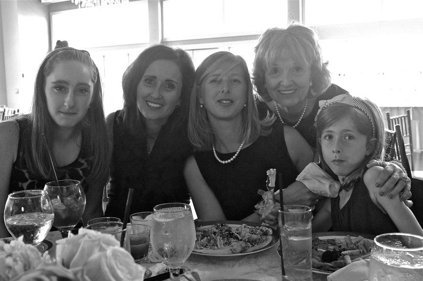 Ciaramitaro family ©Kim Smith 2012