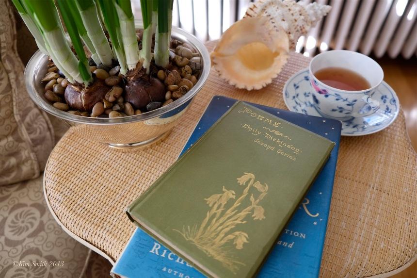 Emily Dickinson early edition poem s©Kim Smith 2013