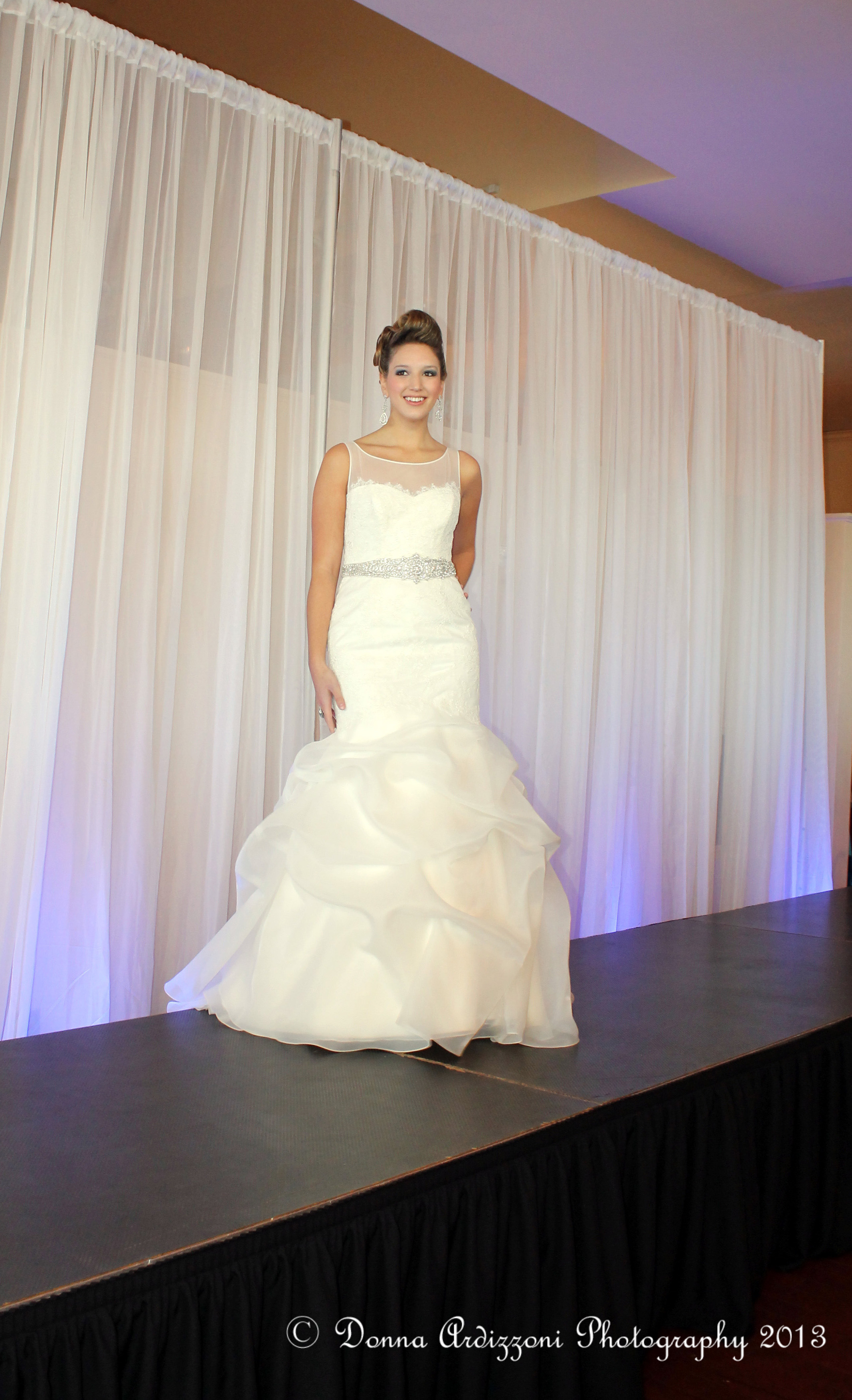 Great time at cruise ports bridal show goodmorninggloucester wedding gown from bella sera bridal junglespirit Gallery
