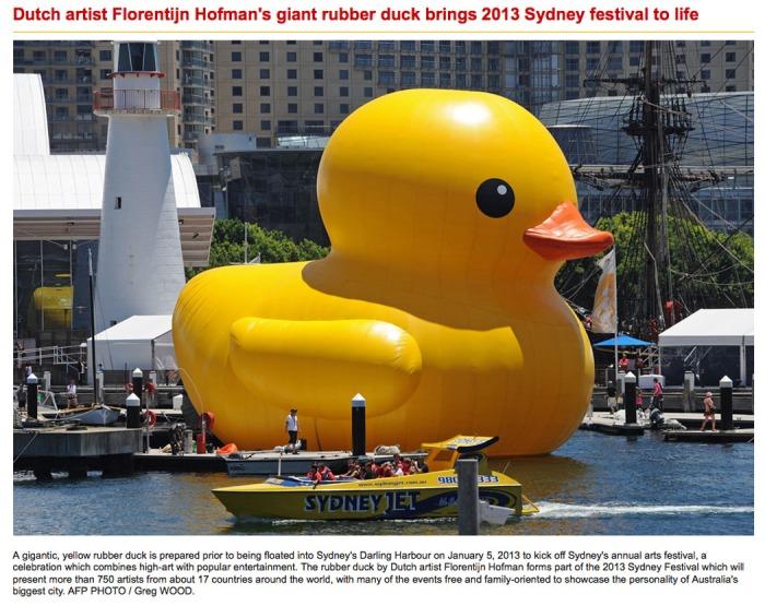 len burgess duck