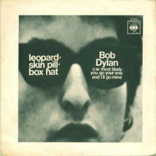 leopard-skin pill-box hat Dylan
