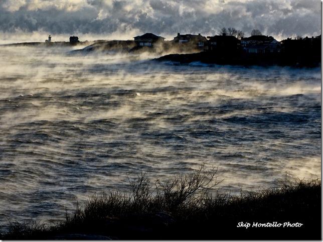 Sandy Bay Sea Smoke