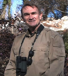 Bird Watcher TV's Host Robert Sherman