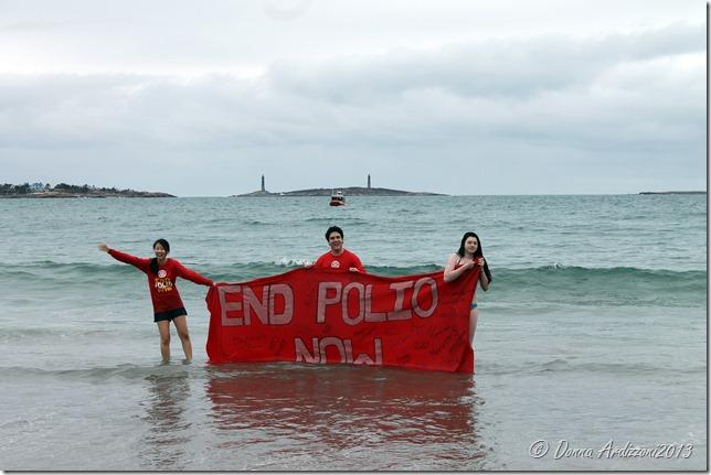 February 23, 2013 End Polio