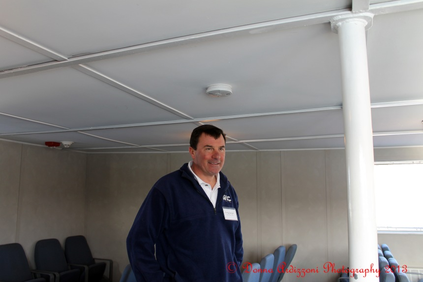 February 7, 2013 Greg jaeger Director of Offshore Logistics and a wonderful host
