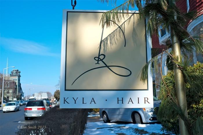 Kyla Hair Salon Gloucester ©Kim Smith 2013
