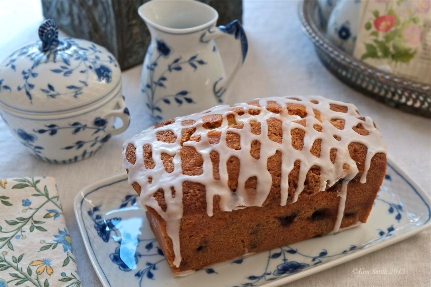 Sista Felicia Blueberry lemon cake ©Kim Smith 2013