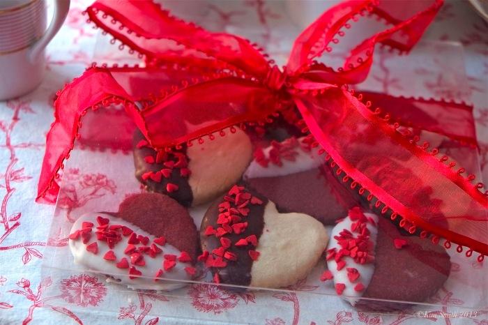 Sista Felicia's Heart Cookies