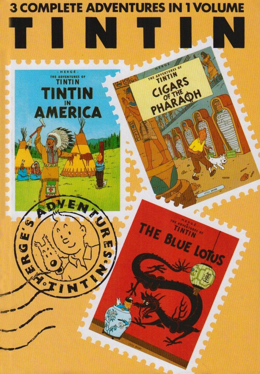 The Adventures of Tin Tin Volume 1