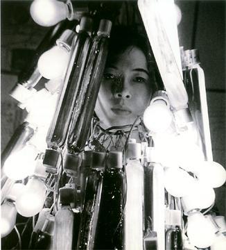 Atsuko Tanaka Electric Dress