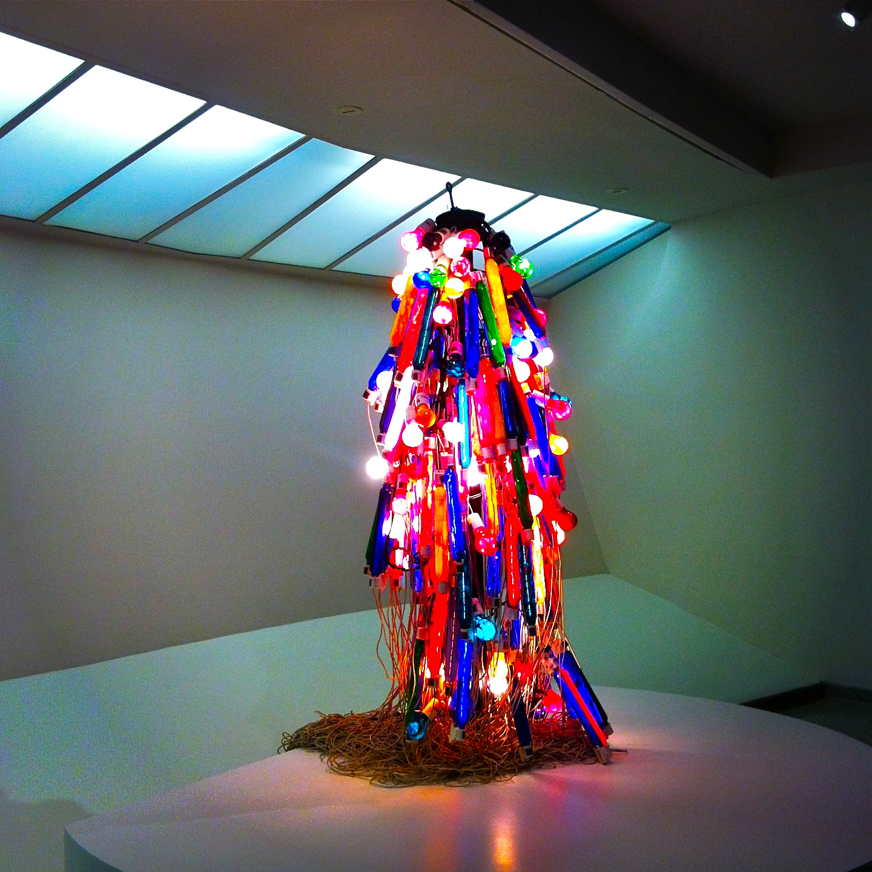 Electric dress | Kim Smith Designs