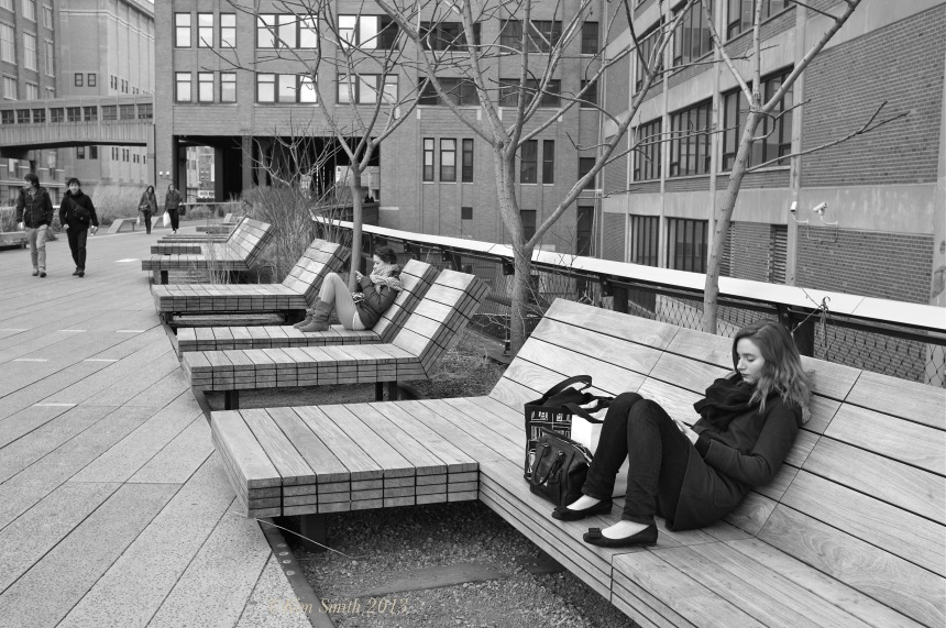 High Line Liv ©Kim Smith 2013
