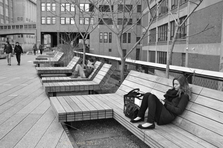 High Line Liv ©Kim Smith 2013
