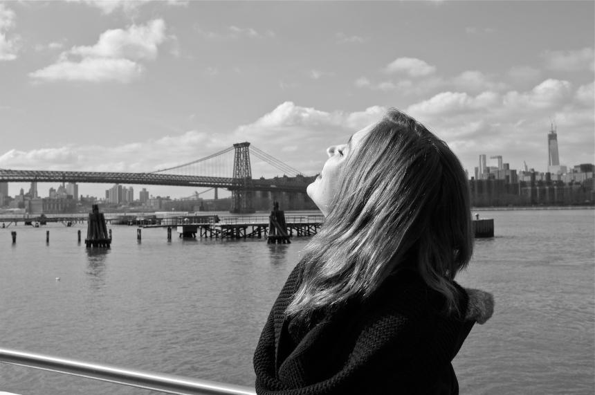Liv Hauck Brooklyn ©Kim Smith 2013