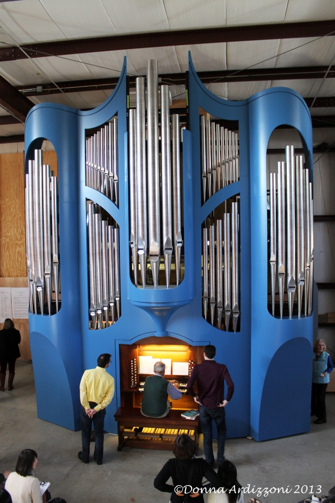 Beautiful Organ