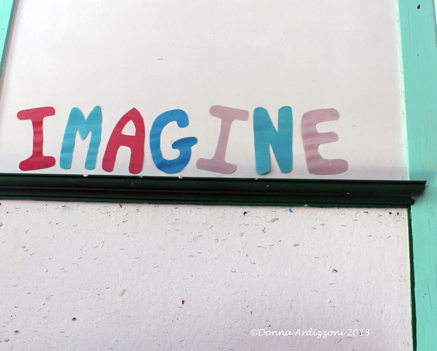 March 9, 2013 Imagine