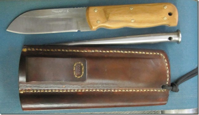 Mudd Seamans Knife
