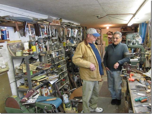 Mudd's shop