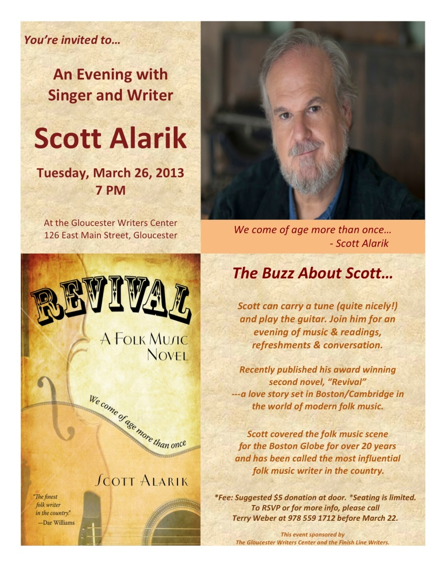 Scott Alarik Flyer in jpg